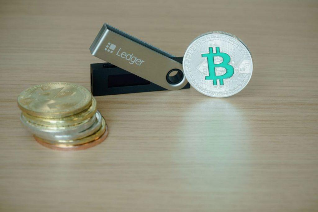 crypto hardware wallet bewaren